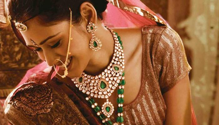 Latest Bridal Jewellery Trend: The More You Wear The More You Look Beautiful!