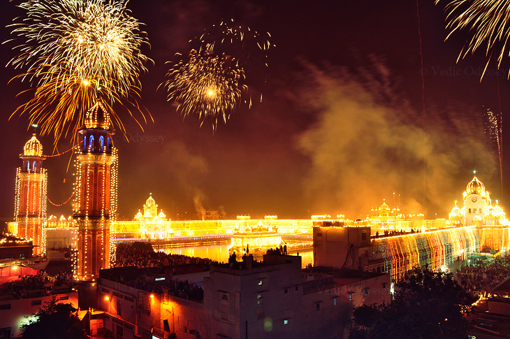 3 Places For The Ultimate Diwali Celebrations This Year