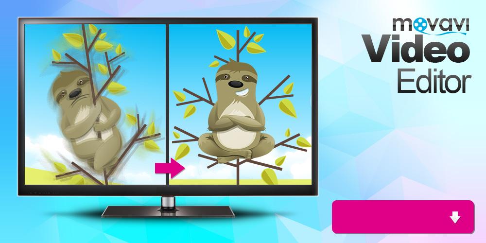 Movavi Video Editor Alternative To iMovie For PCs
