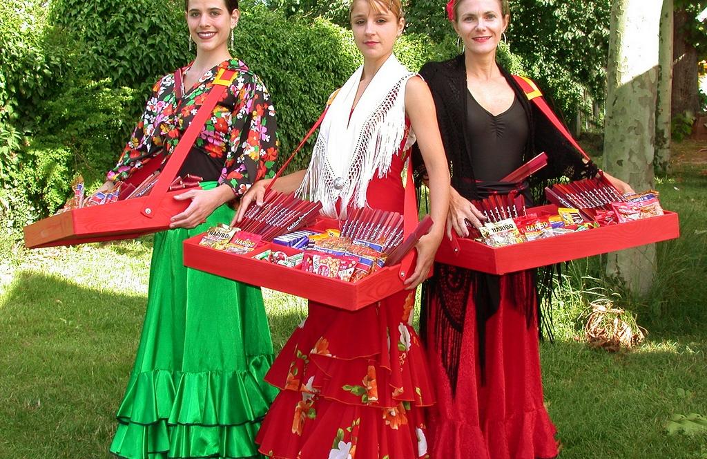 Swiss National Costume
