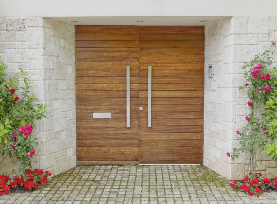 Exterior Doors Which One To Select - Steel, Fiber or Wood