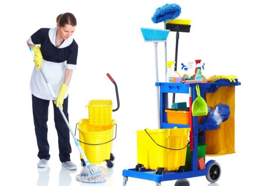 Increase The Productivity Of Your Business via Cleaning Services