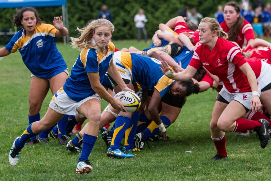 Why Women Should Play More Rugby