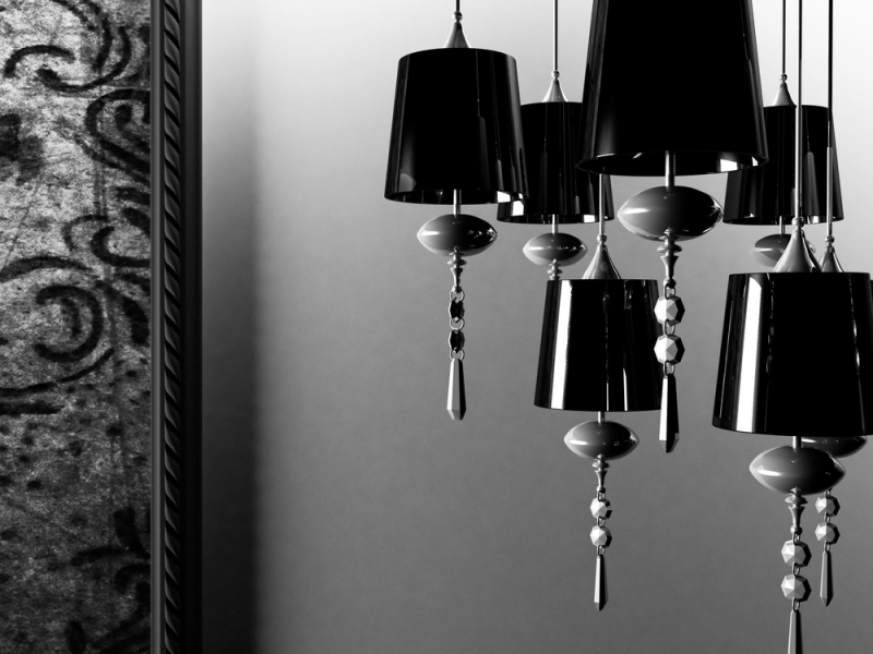 Achieving A Goth-Inspired Home With The Right Decorations