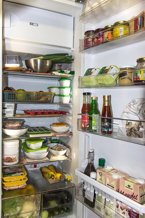 How To Keep Your Fridge Organised